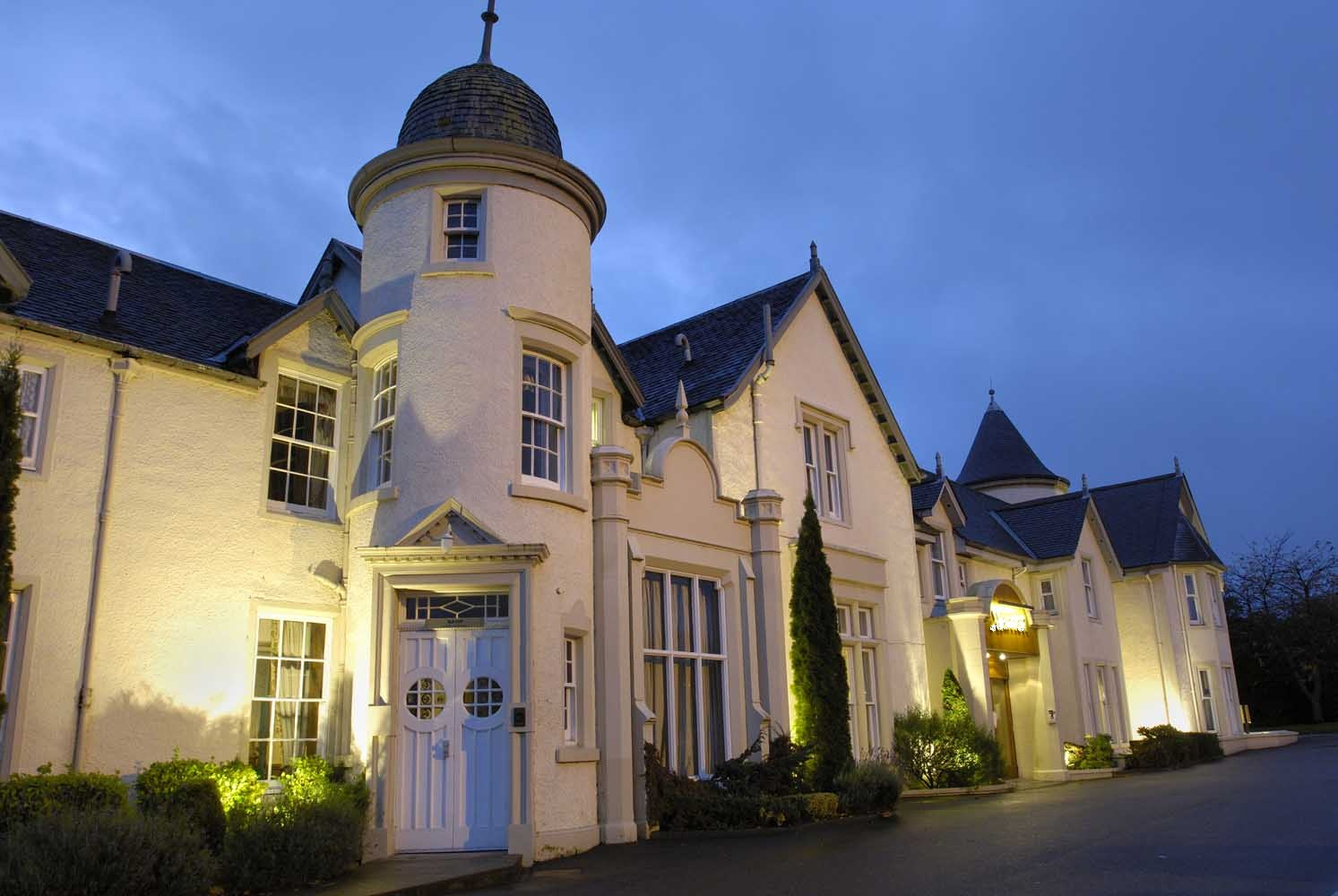 Kingsmills Hotel in inverness will host the event
