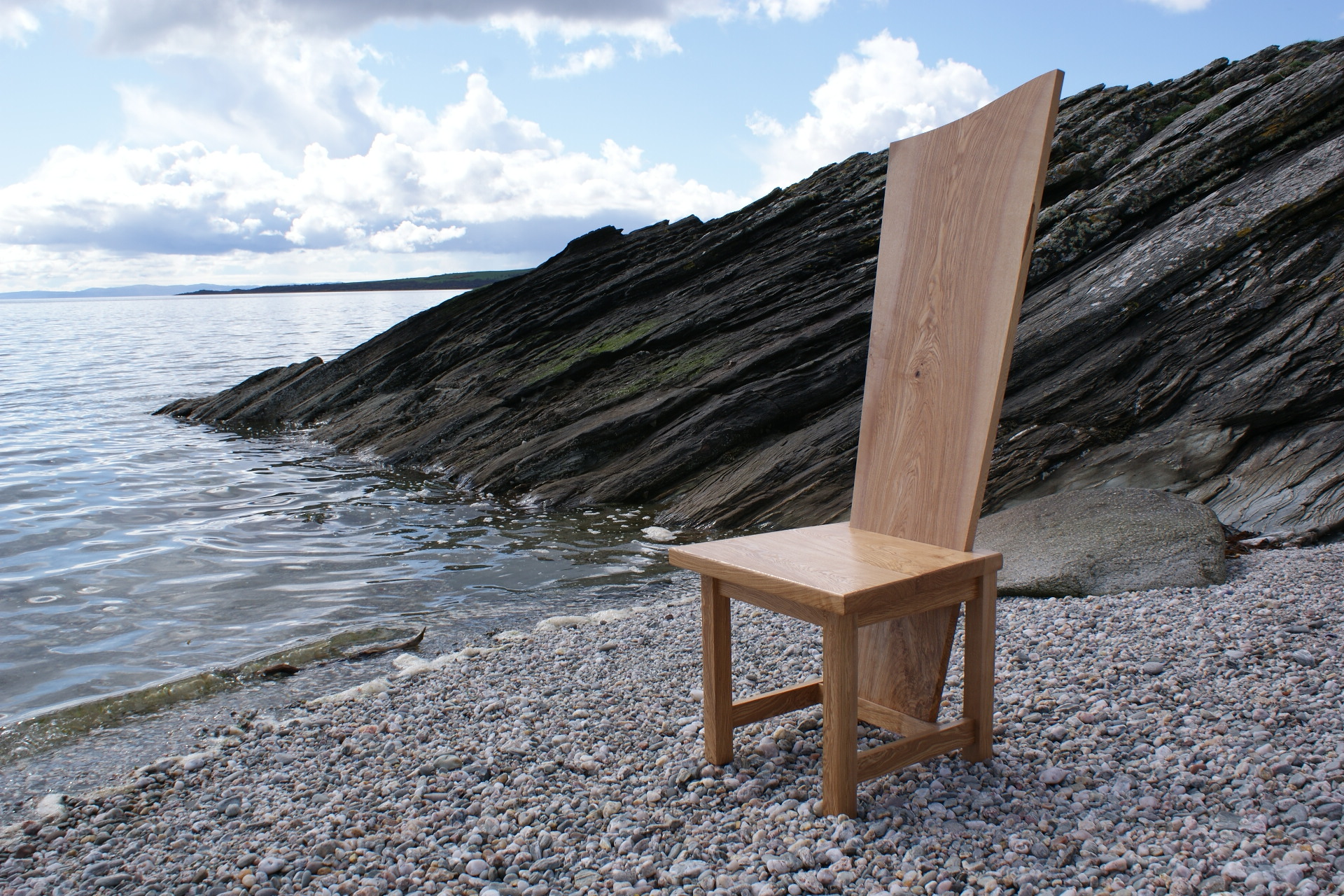 One of Ray Beverley's Unique Chairys
