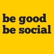 be Good Be Social Logo
